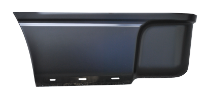04-'08 FORD F150 LOWER REAR BED SECTION DRIVER'S SIDE - Image 2